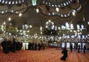 Il Papa a Istanbul