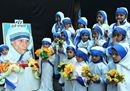 L'India celebra il compleanno di Madre Teresa