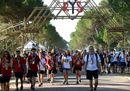 Entuasiamo e canzoni, al via la Route nazionale degli scout
