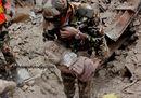Nepal, ecco il neonato di 4 mesi salvato dopo 22 ore di ricerche