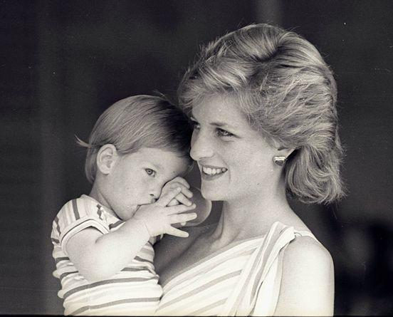 Il Principe Harry E Il Dolore Per La Morte Della Mamma Lady Diana