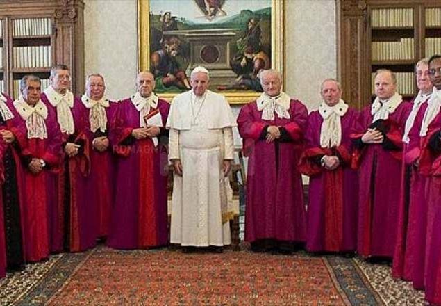 Matrimonio Romano Cristiano : Il papa alla rota romana unità e fedeltà capisaldi del matrimonio