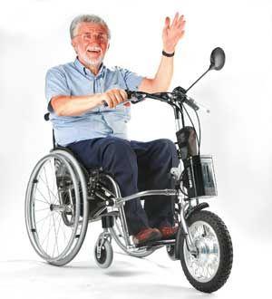 La passione di Ruggero Vilnai per lo sport e la meccanica è all'origine della creazione degli ausili sportivi per disabili che hanno caratterizzato la nascita della Offcarr nel 1982. Avvalendosi dell'esperienza acquisita in ambito sportivo, ha arricchito l'offerta con una gamma di carrozzine ortopediche, esposte anche a Reatech.
