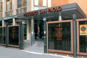 La sede della San Paolo Edizioni a Milano.