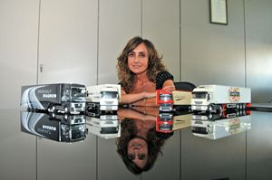 Cinzia Franchini, presidente della Fita-Cna (foto copertina: Ansa).
