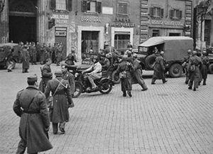 Il rastrellamento nel ghetto ebraico del 16 ottobre 1943.