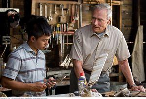 Clint Eastwood in una scena di Gran Torino