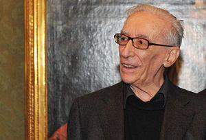 """Franco Loi è una delle maggiori voci poetiche italiane. Ha appena pubblicato la raccolta """"I niül"""" (Interlinea)."""