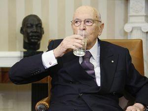 Il presidente Napolitano (Reuters).