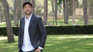 Il regista Lorenzo Vignolo (foto Olycom; in copertina foto Webphoto).