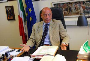 Fausto Cardella, capo della Procura della Repubblica presso il Tribunale dell'Aquila