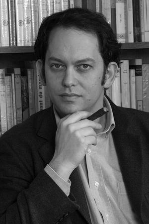 L'autore Vittorio Pezzuto.