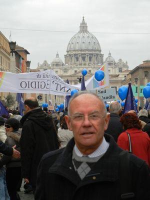 Carlo Cirotto, presidente del Meic.