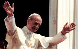 Papa Paolo VI (Ansa).