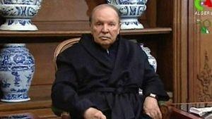 Abdelaziz Bouteflika, 76 anni, dal 1999 presidente dell'Algeria (Reuters).