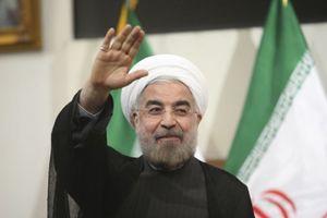 Il presidente iraniano Hassan Rohani (Reuters).