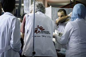 il 4 gennaio cinque operatori europei di MSF sono stati rapiti con l'accusa di essere spie turche