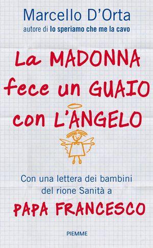 La copertina del libro di Marcello D'Orta.