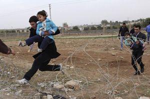 Grecia e Bulgaria sono i principali punti d'ingresso in Europa per i profughi siriani