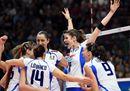 Volley, l'Italia vola in semifinale