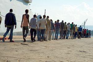 (Tutte le foto sono di Ikram N'gadi/MSF)