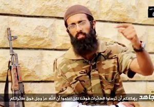 Omar Hussein, che si è fatto conoscere come Abu Saed al-Britani (Ansa).