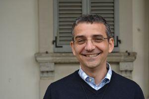 Don Giacomo Perego, sacerdote paolino, 43 anni, biblista, direttore editoriale delle Edizioni San Paolo.