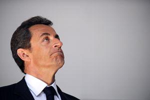 L'ex presidente Nicolas Sarkozy (Reuters).