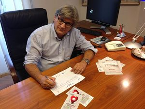 Fabrizio Benvignati, presidente del Ce.Pa.