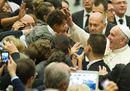 """Papa Francesco: """"La Chiesa abbia a cuore la vita, sempre"""""""