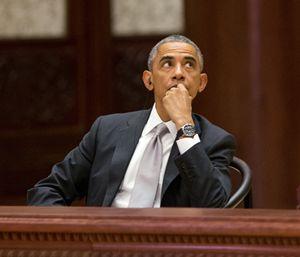 Barack Obama (Reuters).