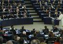 Il Papa all'Europarlamento: «Ricostruire l'Europa partendo dalla sacralità della persona umana»