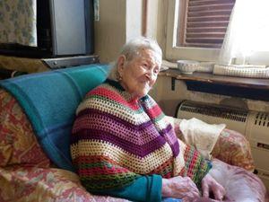 Emma Morano, 117 anni (foto Verbaniamilleventi.org).