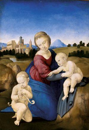 Nel 1983 la Madonna Esterhazy fu rubata dal Museo di Budapest e poi ritrovata in un convento dismesso in Grecia.