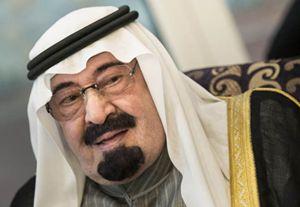 Re Abdallah dell'Arabia Saudita (Reuters).