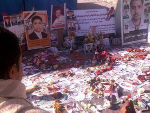 Le foto dei ragazzi yemeniti uccisi in piazza Karama.