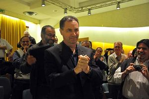 Don Ángel Fernández Artime, 53 anni, è il nuovo Rettore Maggior dei Salesiani. Foto Ans (Agenzia info salesiana).