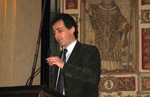David Gentili, presidente della Commissione consiliare antimafia del Comune di Milano.