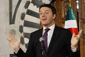 Il premier Matteo Renzi (Reuters).