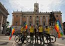 Il tour di Bike for Peace - Tore Naerland, pedalando per la pace