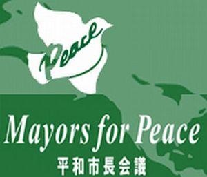 Il simbolo dei Sindaci per la pace.