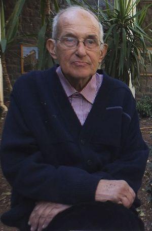 Padre Frans del Lugt (Reuters).