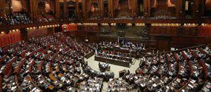 La Camera dei Deputati (Reuters).