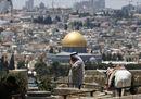 Balli e canti per sostenere Israele