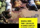 NIgeria - 1500 morti