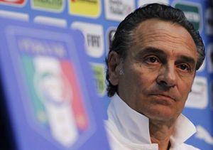 Cesare Prandelli (Reuters).