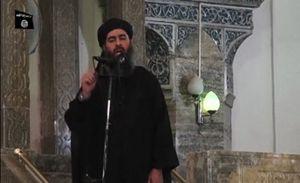 Abu Bakr al-Baghdadi, leader dello Stato islamico dell'Iraq e del Levante (Isil). Foto Reuters.