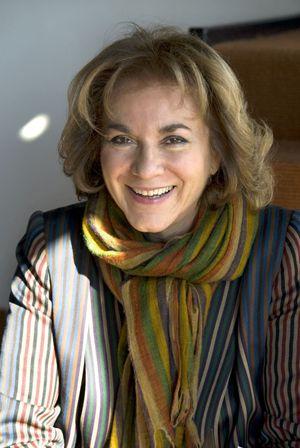 Caterina Cardona, direttrice dell'Istituto italiano di cultura a Londra.