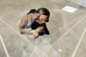 La mostra di Giulio Paolini a Londra.