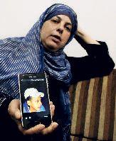 La mamma di Muhammad, Suha.